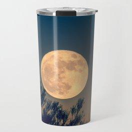 Full Moon Rising Travel Mug