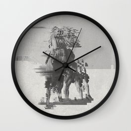 UHAVE2WAIt Wall Clock