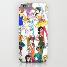 Fashionista iPhone 6s Slim Case