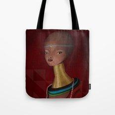 nude1 Tote Bag