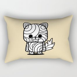 Foxx Rectangular Pillow