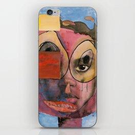 I feel resentful iPhone Skin
