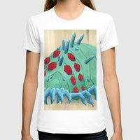nausicaa T-shirts featuring crystal ohmu by terastar