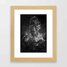 The Mother Framed Art Print