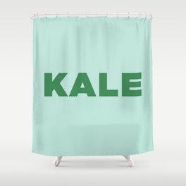 Kale  Shower Curtain