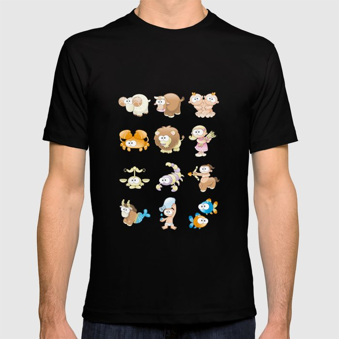 Funny Zodiac. T-shirt