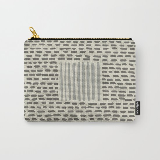 pattern 41 Carry-All Pouch
