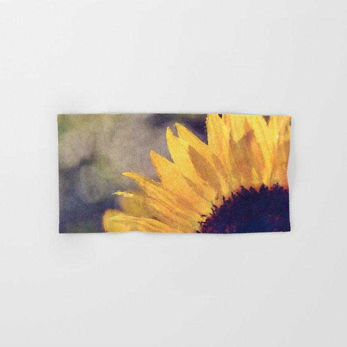 Another sunflower - Flower Flowers Summer Hand & Bath Towel