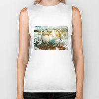 fifth harmony Biker Tanks featuring Harmony by SpaceFrogDesigns
