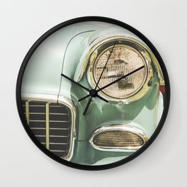 Old Ride Wall Clock