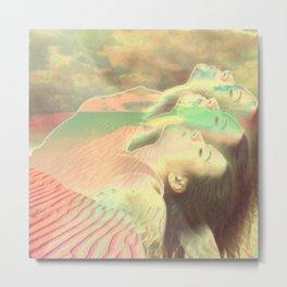 Lucid Dreaming Metal Print