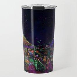 Magical Night Market Travel Mug