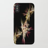 sparkles iPhone & iPod Cases featuring Sparkles by Sartoris ART