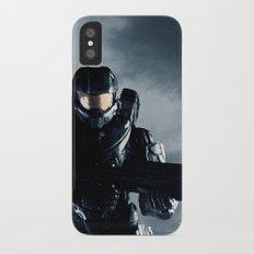 War iPhone X Slim Case