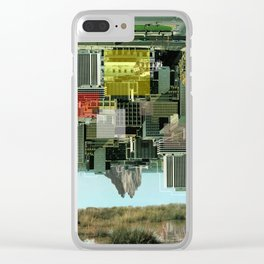 wednesday Clear iPhone Case