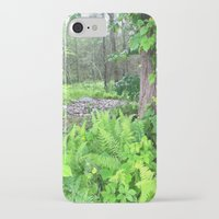 abyss iPhone & iPod Cases featuring Abyss  by Riley Gallagher