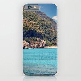 Agios Giannis village in Lefkada, Greece iPhone Case