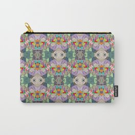 Otto the Grocer tessellation Carry-All Pouch