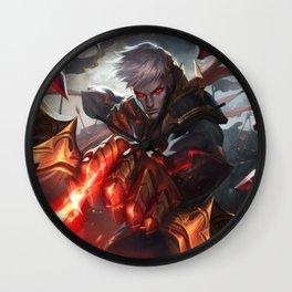 Conqueror Varus League Of Legends Wall Clock