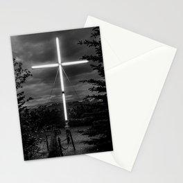 Husavik cross Stationery Cards