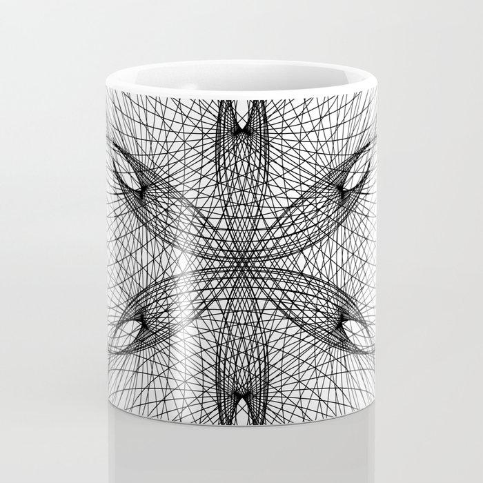 Sacred Geometry Flower - C11281 Coffee Mug