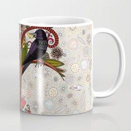 fox and crow Coffee Mug