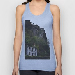 Home Off the Cliff Unisex Tank Top