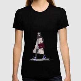 free as the ocean T-shirt