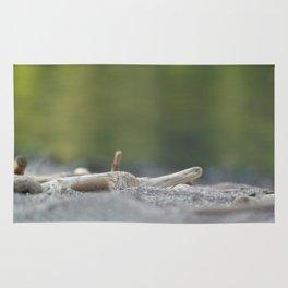 A log. Rug