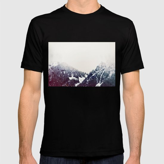 Vintage Snowy Mountain T-shirt