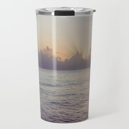 There is a Whale in the Sky Travel Mug