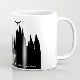 Hogwarts Is Our Home  Coffee Mug