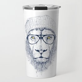 Cool lion Travel Mug
