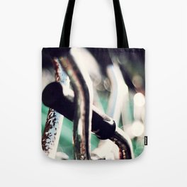 Bikes Can Love Too Tote Bag