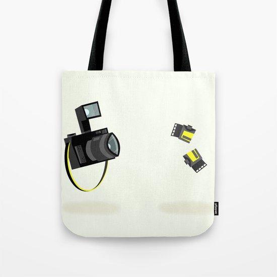 Camera & Film Tote Bag