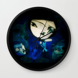 window side Wall Clock