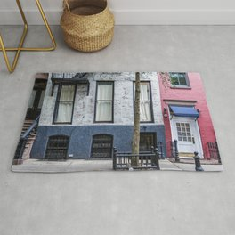 Old Greenwich Village apartment Rug
