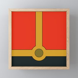 IVO-001 Framed Mini Art Print