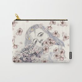 little bridesmaid Carry-All Pouch