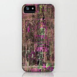 My Masterplan! [Recombinant Series 5] iPhone Case
