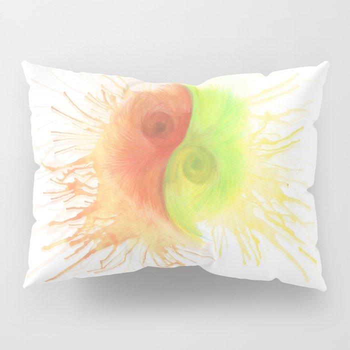 Yin Yang 15 Pillow Sham