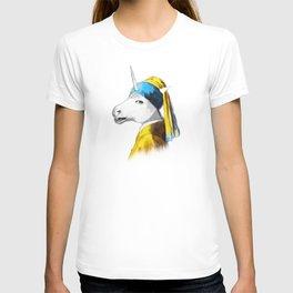 Cool Animal Art - Funny Unicorn T-shirt