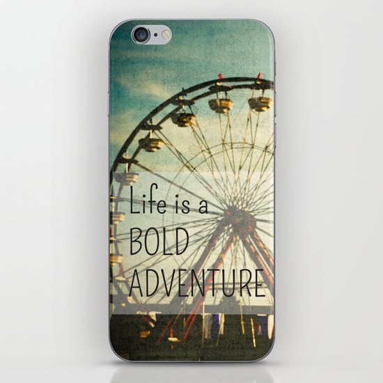 Carnival - Color iPhone & iPod Skin