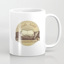 Nicola Noble - Book Logo Coffee Mug