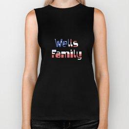 Wells Family Biker Tank