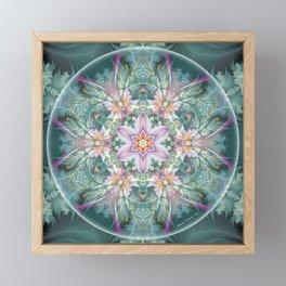Mandalas of Forgiveness & Release 28 Framed Mini Art Print