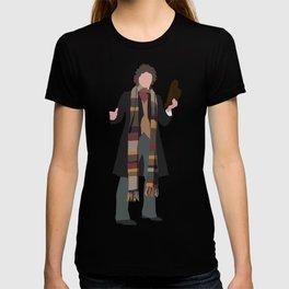 Fourth Doctor: Tom Baker T-shirt