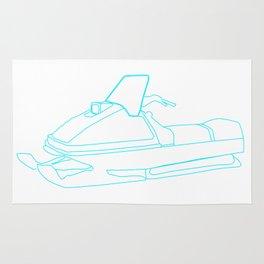 ski-doo Rug