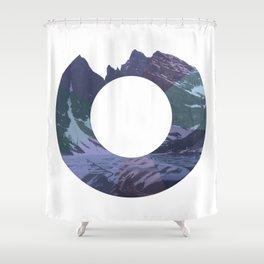 Mountaineer Shower Curtain