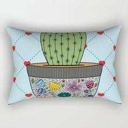 Cactus Love Rectangular Pillow